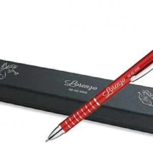 Serigrafia penna+scatola