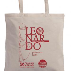 Serigrafia_Leonardo shopper